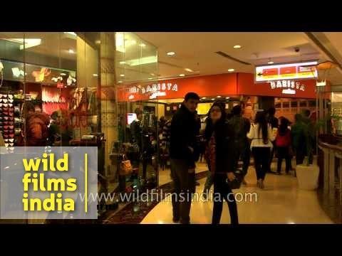Barista coffee at Select Citywalk, New Delhi