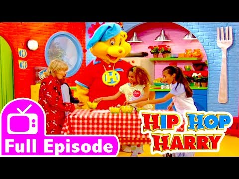 Pajama Party | Full Episode | From Hip Hop Harry