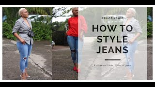 How to style jeans for every occasion