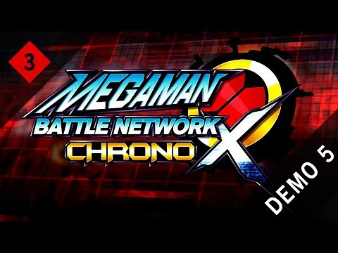 MegaMan Battle Network Chrono X - Part 3: Breathe Slowly