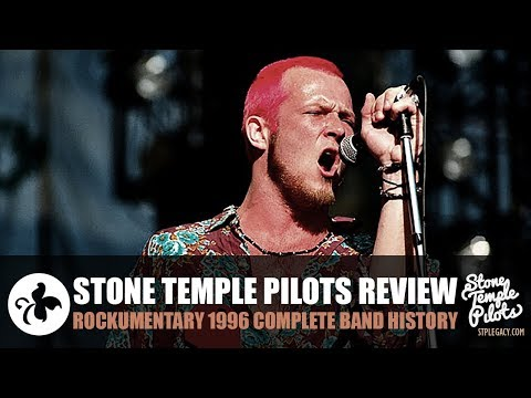 DOCUMENTARY (THE HISTORY COMPLETE BAND REVIEW MTV ROCKUMENTARY) STONE TEMPLE PILOTS BEST HITS