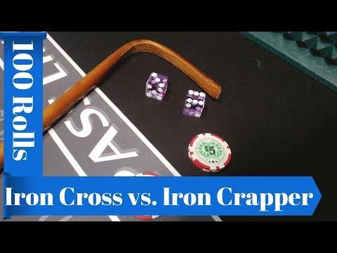 100 Rolls, Iron Cross vs Iron Crapper