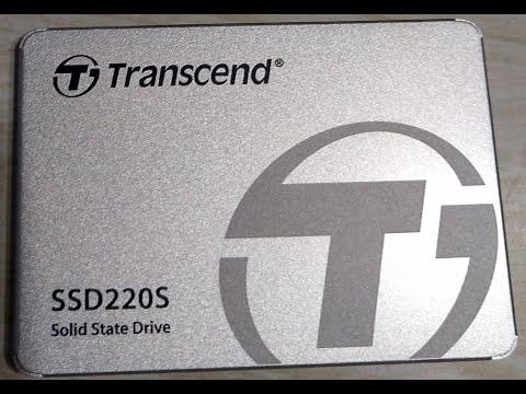 """Transcend SSD220S Premium 120GB 2.5"""" SATA III TLC (TS120GSSD220S)"""