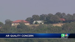 El Dorado County see poor air quality due to fires