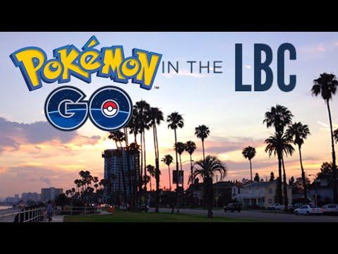 POKEMON GO IN LONG BEACH, CA | 08/03/16