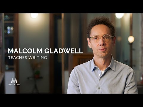 Malcolm Gladwell Teaches Writing | Official Trailer