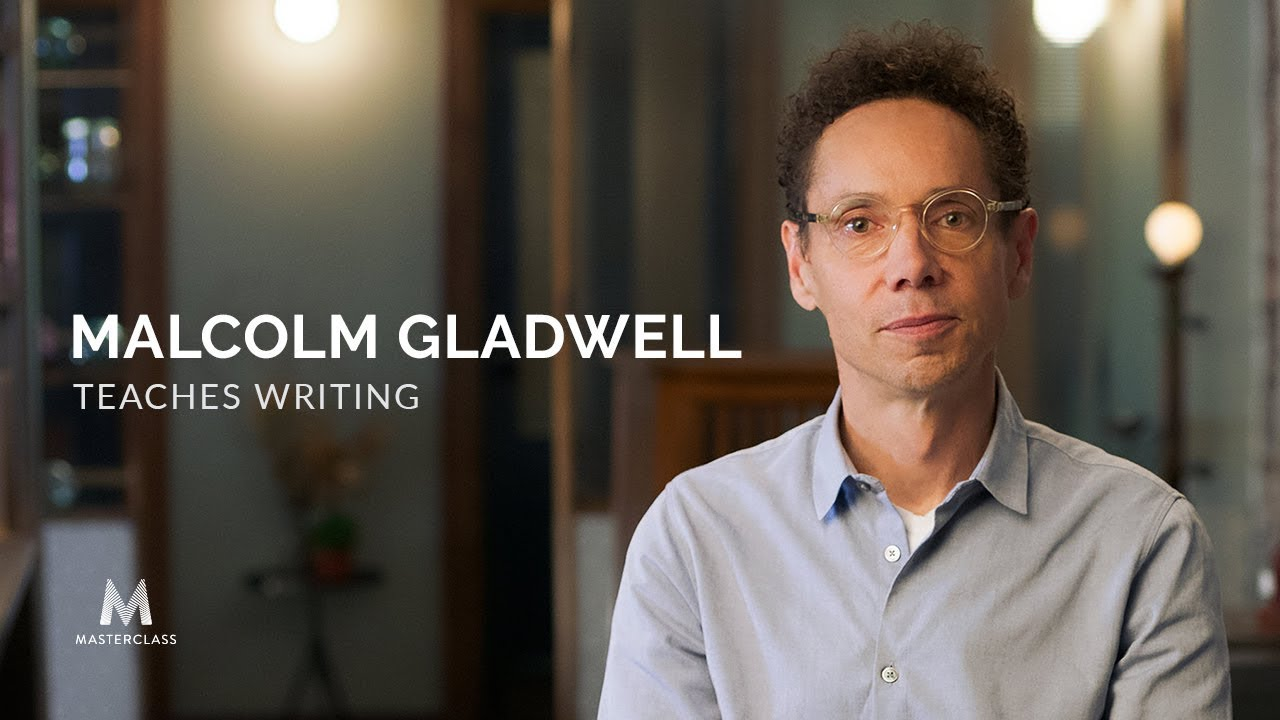 Image result for masterclass malcolm gladwell