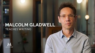 Malcolm Gladwell Teaches Writing | Official Trailer thumbnail