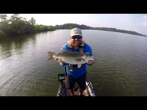 Cedar Creek Lake, KY MeanMouth Bass