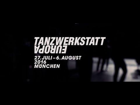 Tanzwerkstatt Europa - Final Lecture Demonstration 2016 - Teaser