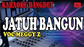 karaoke dangdut jatuh bangun  - meggy z