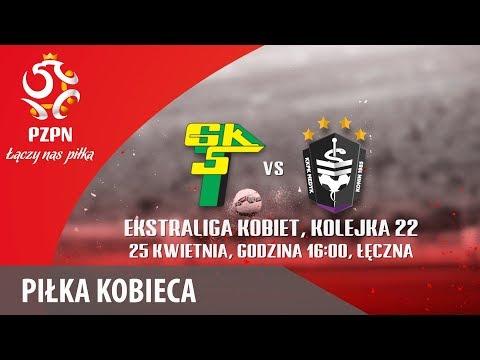 Ekstraliga kobiet: Górnik Łęczna - Medyk Konin