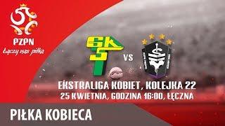 Ekstraliga kobiet: Górnik Łęczna - Medyk Konin - Na żywo