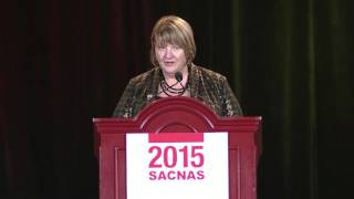 2015 SACNAS Platinum Sponsor: Sandy Stanar Johnson - National Security Agency