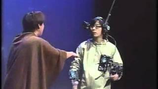 アルファルファ(東京03飯塚・豊本) コント「キカイノカラダ」