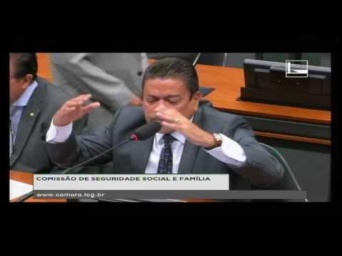 SEGURIDADE SOCIAL E FAMÍLIA - Reunião Deliberativa - 30/08/2016 - 10:07
