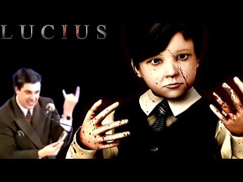 [RW] Lucius ¡Un Nintendo Satánico!