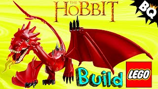 Lego Hobbit 79018 Lonely Mountain & Smaug Speed Build
