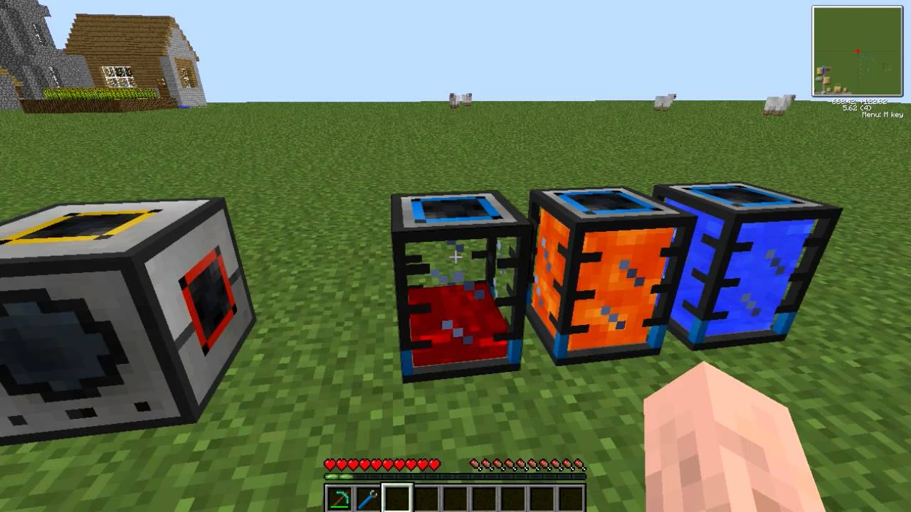 New) tekkit tutorial: aqueous accumulator from thermal expansion.