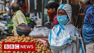 Coronavirus: India overtakes Russia in Covid-19 cases - BBC News