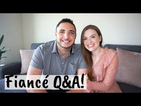 How We Met! Mohammed & Amanda | Fiancé Q&A!