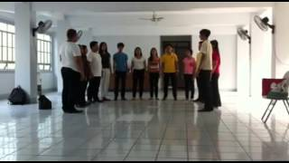 Santo Nino Gugma Ko - Core Group Choir