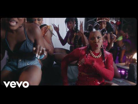 Смотреть клип Yemi Alade Ft. Patoranking - Temptation