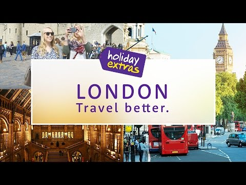 6 TOP THINGS To Do In LONDON! 🇬🇧🙌🏻 | Travel Better with Holiday Extras!