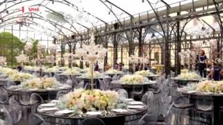 Royal Portaloos & Haggis Canapés - Inside Pippa Middleton's Wedding
