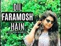#shayari #whatsappstatus Dil Faramosh Hain | Urdu Hindi Poetry | Poornima Nambiar Whatsapp Status Video Download Free