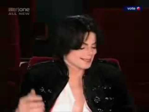 Michael Jackson - I love to tour - a funny moment