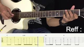 Download lagu Azmi - Pernah - Fingerstyle Guitar Tutorial.