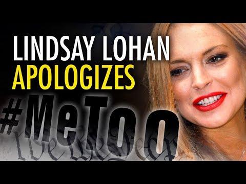 Lindsay Lohan sorry for #MeToo comments | Amanda Head