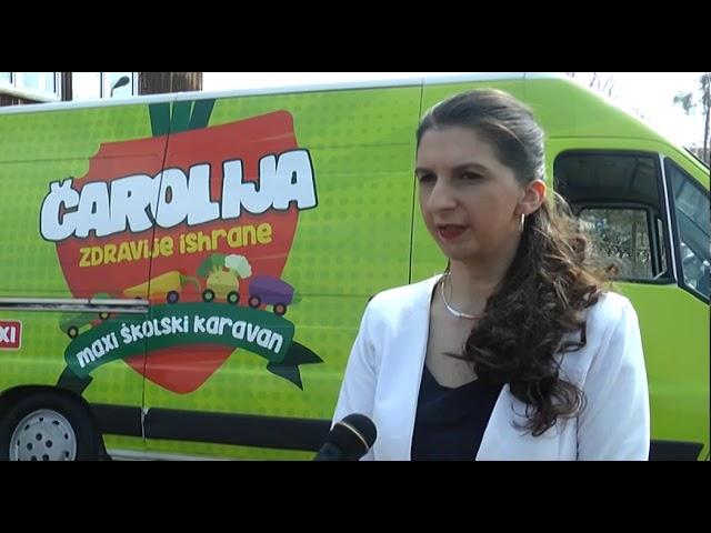 Maksijev školski karavan u Mačkatu, 19 3