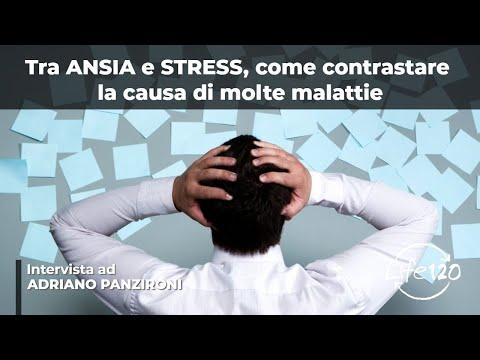 Ecco come combattere l'ansia e  lo stress causa di molte malattie