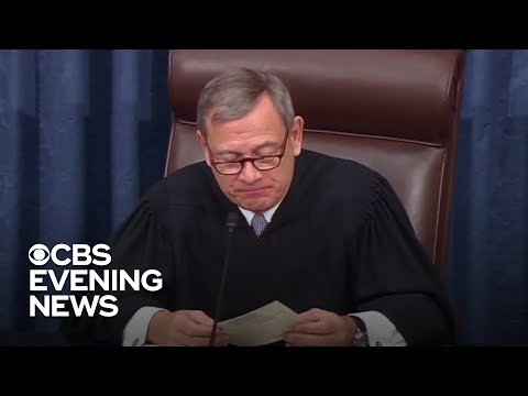 Chief Justice John Roberts hospitalized in June after head injury