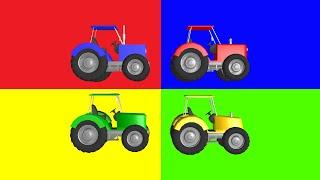 Aprender as cores em inglês (video infantil)