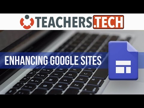 Enhancing Google Sites With Google Forms & Tips and Tricks