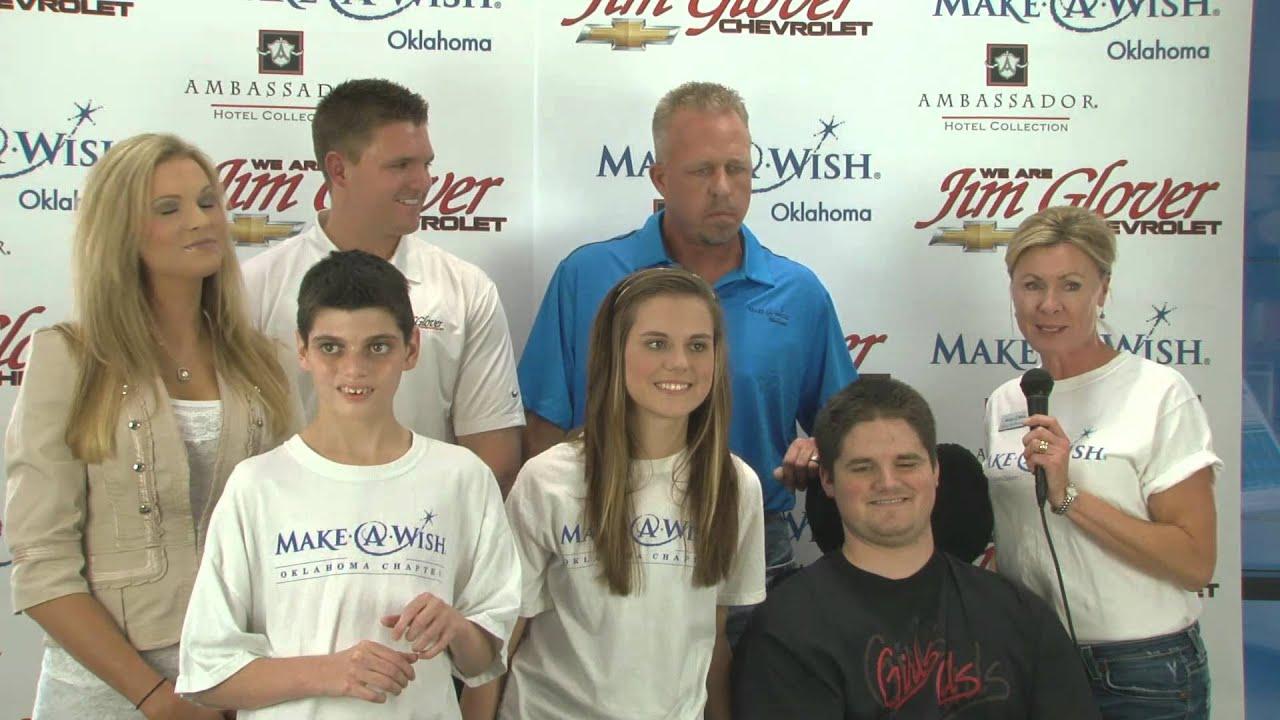 Vince Neil   Make A Wish Oklahoma   Jim Glover Chevrolet   08 25 12