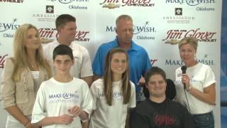 Vince Neil - Make-A-Wish Oklahoma - Jim Glover Chevrolet - 08-25-12