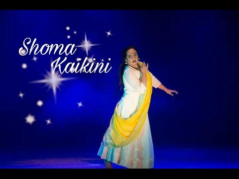 Sunn Bhavara | Shoma Kaikini (Solo Dance Performance) | Nrityanidhi
