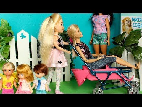 Маша и барби смотреть мультфильм