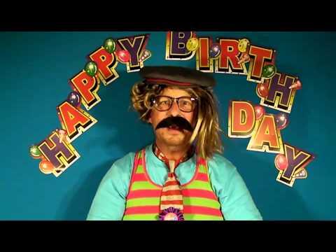 Funny Happy Birthday ED. EDD song - YouTube
