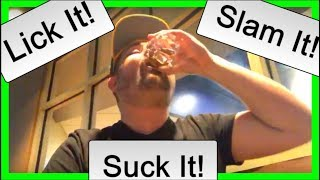 """CASINO DRAMA! """"THIS ISNT A LIBRARY!"""" SDGuy Takes a Tequila Shot And Shuts Down His Slot Neighbor!"""
