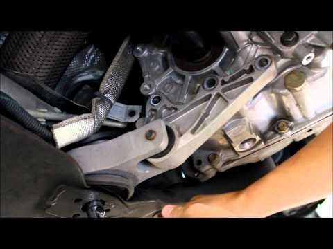 Volvo S40, Transmission Torque Mount (Rear Motor Mount