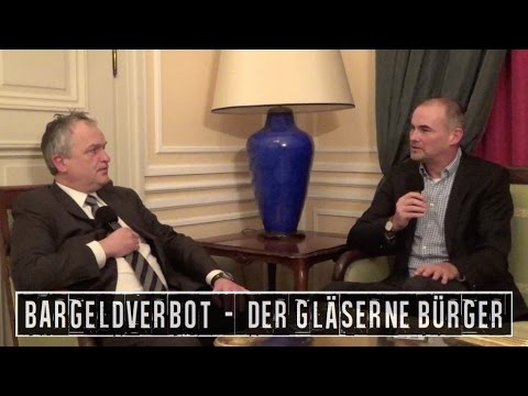 Bargeldverbot -