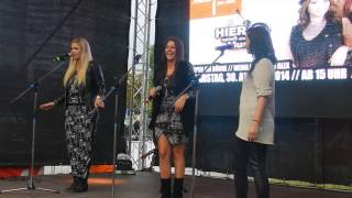 DSDS GirlBand Yasemin Kocak Valera Rojas Vanessa Krasniqi