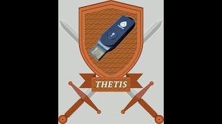 Unboxing Thetis FIDO2 - Chave de Segurança