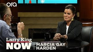 If You Only Knew: Marcia Gay Harden