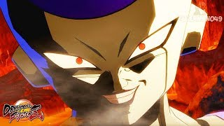 BAD ENDING! Frieza Emperor Of The Universe! - Dragon Ball FighterZ Story Enemy Warrior Arc Part.4